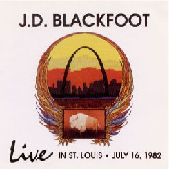 Live in St. Louis | J.D. Blackfoot